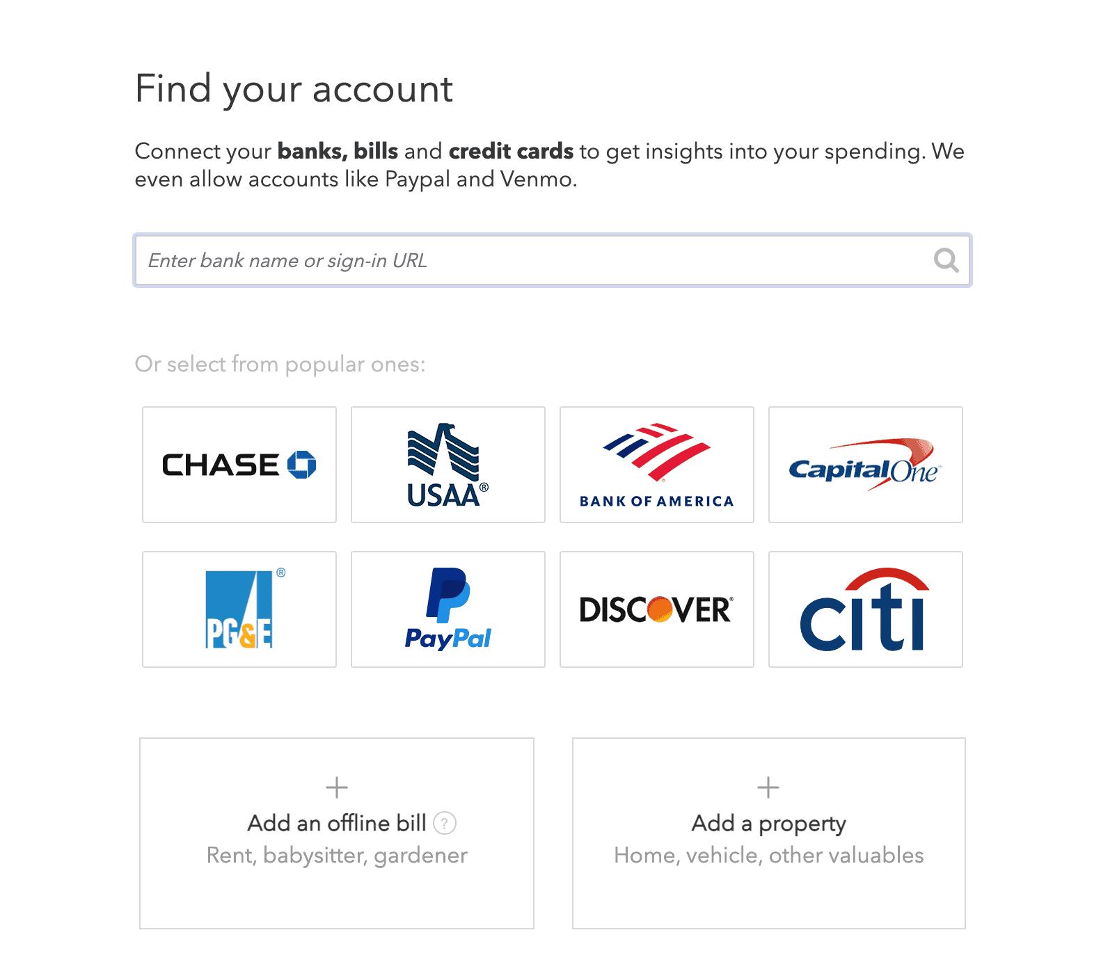 mint accounts